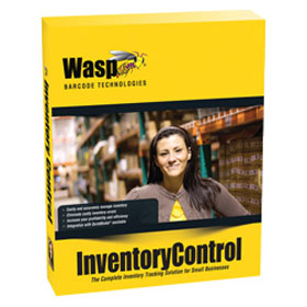 Wasp, Inventory Control Standard Software Only