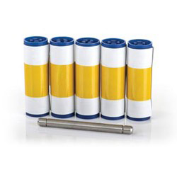 ROLLERS,TACKY ROLLERY 5-PACK