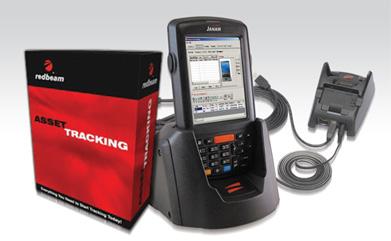 IN A BOX, OFFICE MANAGER, JANAM XM66 RUGGED PDA, WINMOB, 6.1, 128B, 1D IMAGER, NO RADIO, NUMERIC KEYPAD, REDBEAM ASSET TRACKING