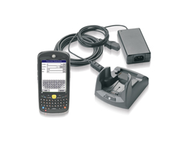 In A Box, Stockman, Featuring Zebra Enterprise Mc55A Mobile Computer And Redbeam Inventory Tracking Mobile Edition