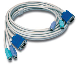 TRENDNET, 10-FEET KVM CABLE