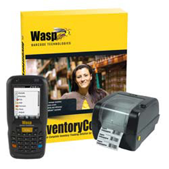 WASP, INVENTORY CONTROL STANDARD WITH DT60 AND WPL305, DISCONTINUED, REFER TO 633808391348