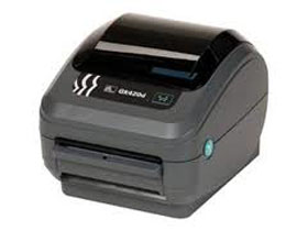 ZEBRA AIT, PRINTER, GK420 PRINTER WITH DIRECT THERMAL PRINT MODE, ETHERNET (REPLACES SERIAL AND PARALLEL)