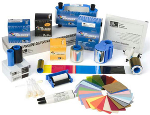 ZEBRACARD, CONSUMABLES, WHITE PREMIER PVC BLANK CR-80 30 MIL CARD, 500 CARDS PER BOX (5 X 100 CARD PACKS), PRICED PER BOX