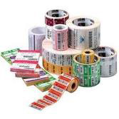 Zebra, Consumables, Label, Paper, 4X6In (101.6X152.4Mm); Dt, Z-Perform 2000D, Value Coated, All-Temp Adhesive, 1In (25.4Mm) Core, 430/Roll, 6/Box, Priced Per Box
