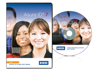 HID GLOBAL, ASURE ID, ASURE ID 7 SOLO, SHIPS PHYSICALLY