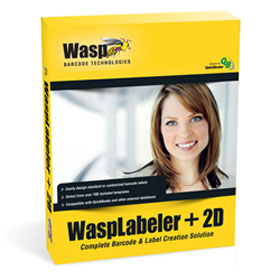 WASP, LABELER +2D (1 USER LICENSE)