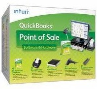 Intuit POS Bundle: Quickbooks POS Pro 2013 With Hardware
