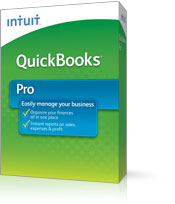 Intuit Quickbooks Financial Software