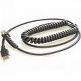 CBL 524 COILED USB TYPE A