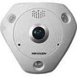 Hikvision DS-2CD6332FWD-I 3 Megapixel Network Camera - Color - M12-mount - 2048 x 1536 - CMOS - Cable - Gigabit Ethernet