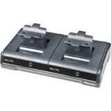 4 Pos Battery Chgr PR2/3 NA Pwr Cord