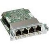 Four port 10/100/1000 Ethernetswitch int