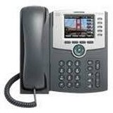 5-Line IP Phone with Color DisPoE, 802.1