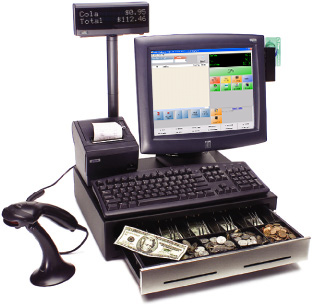 PC American Cash Register Express Pro