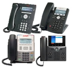 IP Phones & Systems